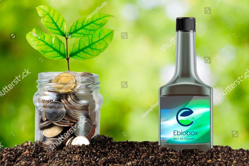 Ebiobox - Ahorro Energético