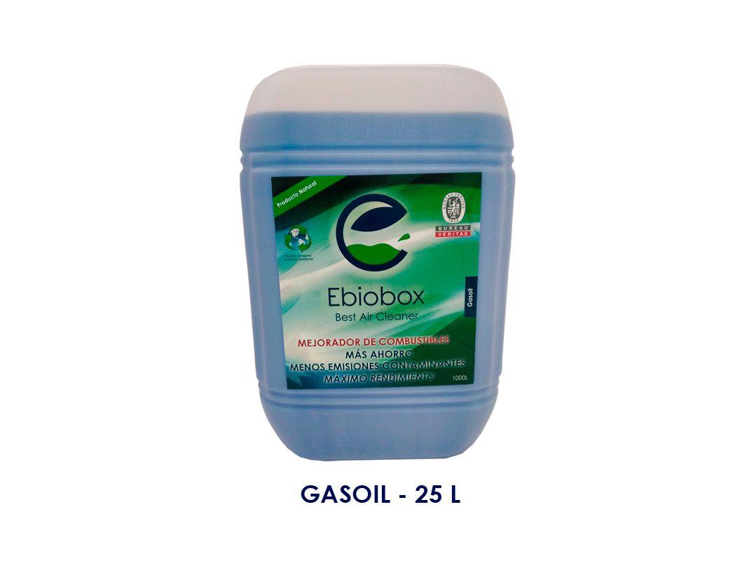 EBIOBOX - 25 liters package